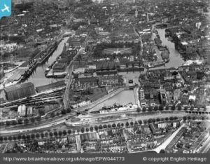 Bristol in 1934