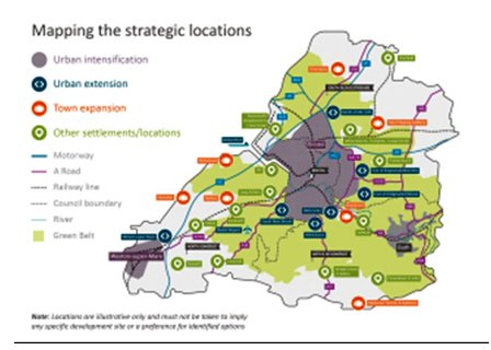 sub regional plan