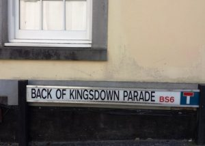 Back of Kingsdown Parade