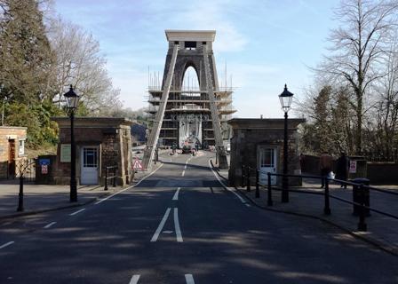 Clfton Suspension Bridge 1