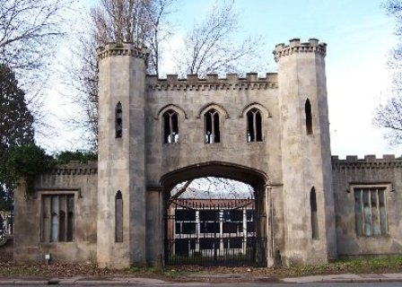 lower lodge gate