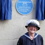 Katharine Furse Blue Plaque