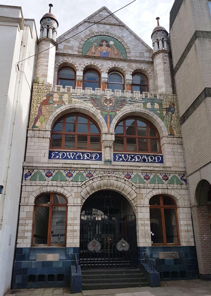 The Edward Everard building