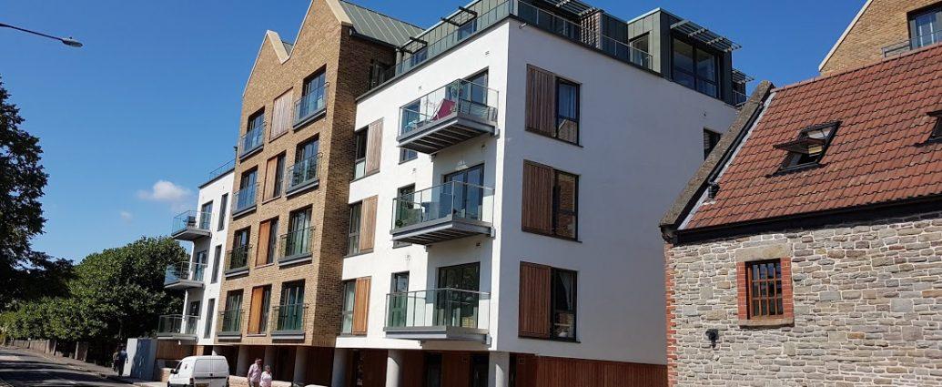 Wapping Wharf housing