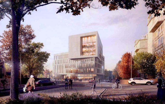 Proposed new library