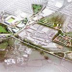 Plan of Ashton Gate proposal