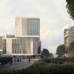 New University Library: Feb 2020 update