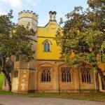 Ashton Court Mansion: November 2020 update
