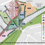 Bedminster Green River Restoration and Transport consultation